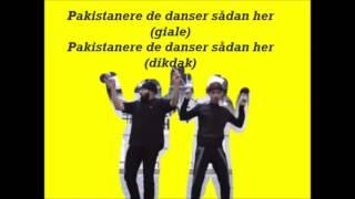 Danser sådan her (tekst)