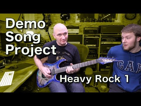 Demo Song Project - Heavy Rock with the Synergy 800 Module