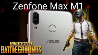 Asus zenfone Max M1   PUBG, Camera, Battery, Performance & Unboxing   Latest Smartphone under ₹7500