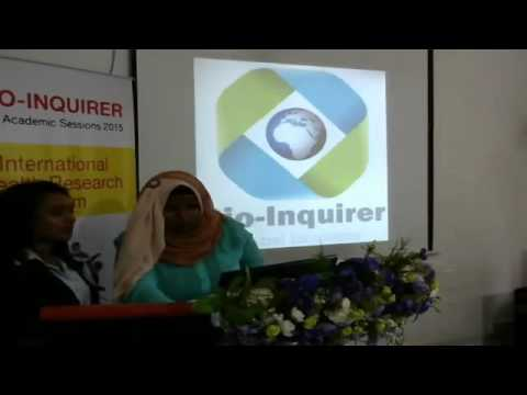 Bio Inquirer 2015 Hall 02 Session 1   YouTube 360p03