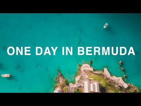BERMUDA - CORAL REEF ISLAND