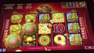88 Fortunes Video Slot Machine--2 Bonuses-- $8.80 max bet