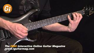 Ibanez JS1000 BP Guitar Review - Demo With Danny Gill Guitar Interactive Magazine