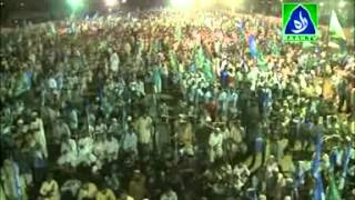 Intikhabi Jalsa-e-Aam (Jamaat-e-Islami Karachi) 5-5-2013
