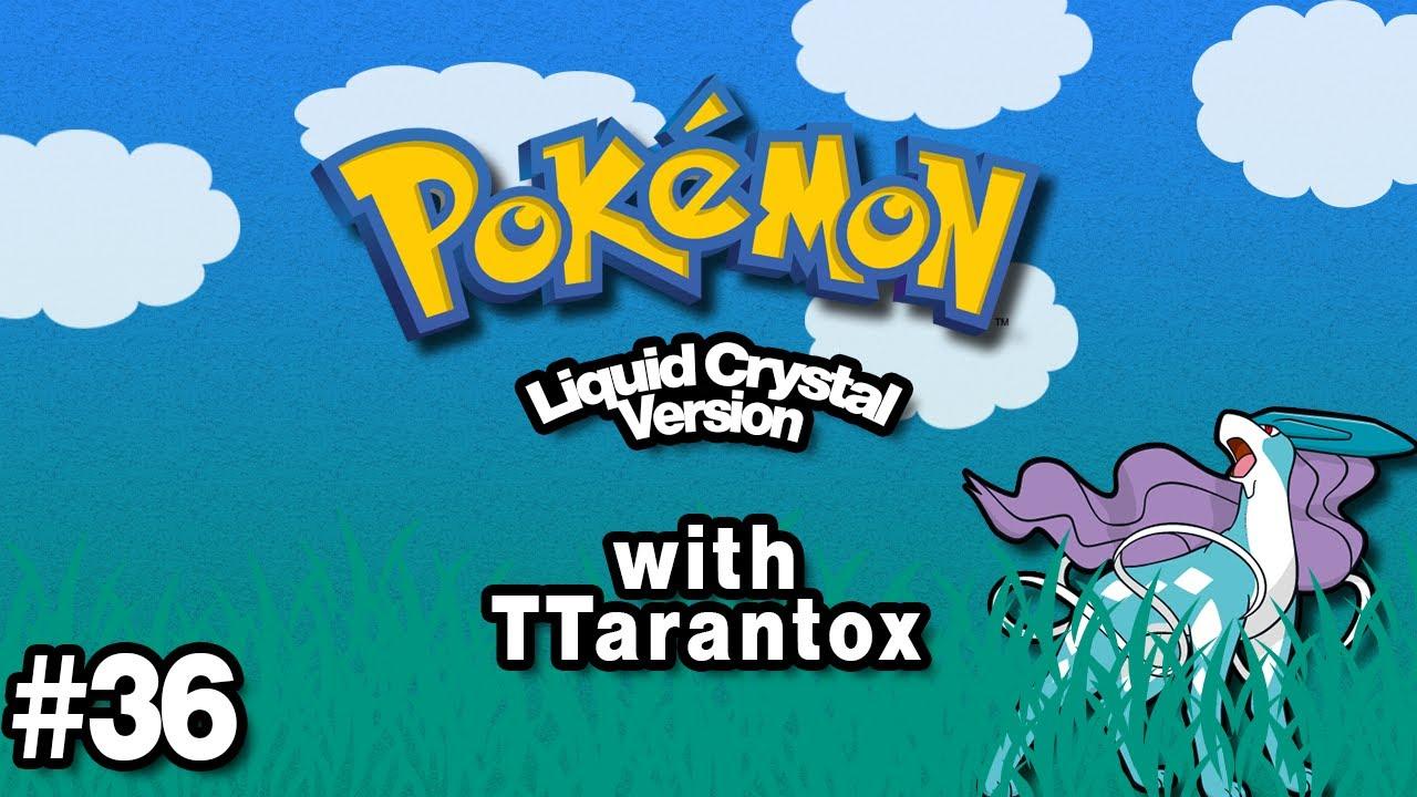 Freebies pokemon liquid crystal
