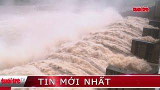 ⚡ Cẩn trọng | Đề phòng cảnh giác trước tình trạng mưa lũ diễn biến phức tạp ở miền Trung
