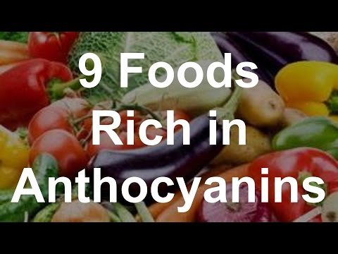 9 Foods Rich in Anthocyanins