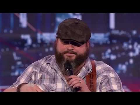David Fenley - America's Got Talent 2013 Season 8 Week 5 Auditions