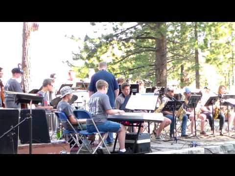 Lake Tahoe Music Camp 2017 Jazz