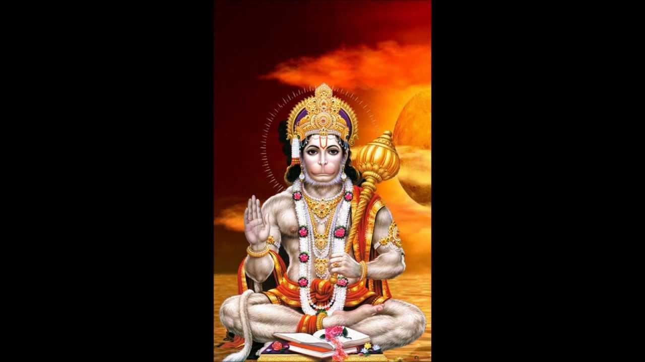 Hanuman at Sky Live Wall - YouTube