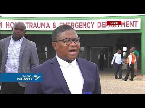 Mbalula visits Soshanguve after police killing
