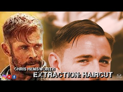 Chris Hemsworth Extraction Haircut Inspiration Shearperfection 2020 Youtube