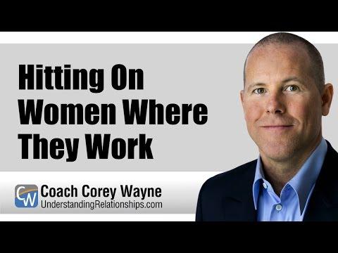 Hitting On Women Where They Work
