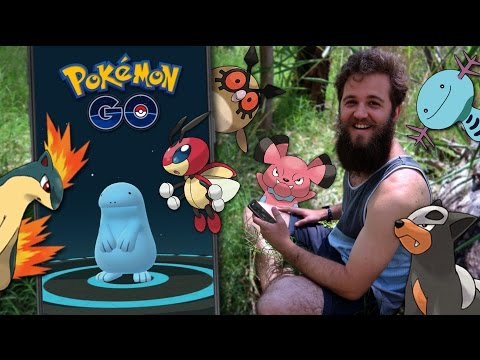 GENERATION 2 EVOLVING SPREE! (POKEMON GO)