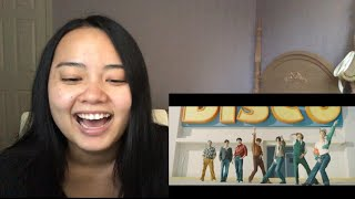 BTS 방탄소년단 - Dynamite Official B-Side MV & Choreography REACTION (Congrats on #1 Billboard Hot 100!)