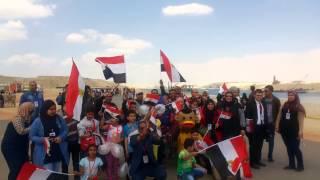 قناة السويس الجديدة : حزب مستقبل وطن يحتفل بيوم اليتيم فى قناة السويس الجديدة