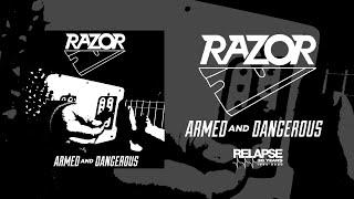 RAZOR – Armed and Dangerous (Reissue) [FULL ALBUM STREAM]