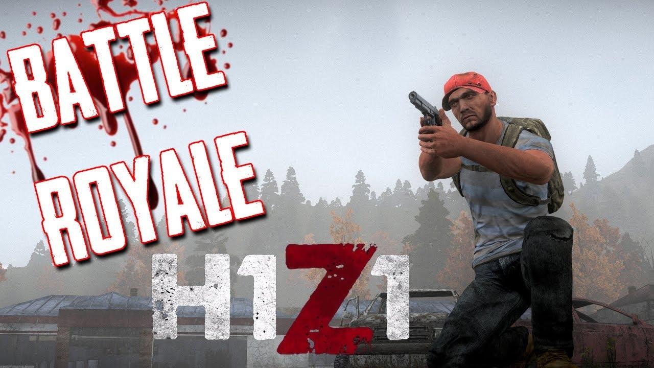 H1Z1: Zombie Battle Royale - Round fantastico! [ITA] - YouTube