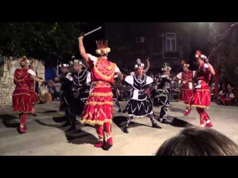 Korcula, Croazia e la Danza delle Spade (Moreska)