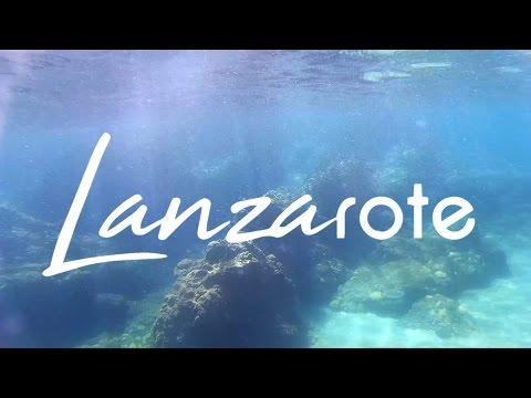 Canary Islands Adventure Travel Video - Lanzarote Vacation -