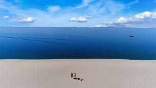 Eine Wüste direkt an der Ostsee!