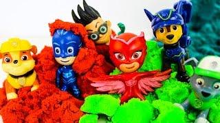 Щенячий патруль новые серии Мультфильм Герои в масках Развивающие мультики про игрушки Супергерои