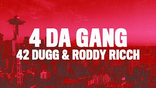 Play 4 Da Gang (with Roddy Ricch)