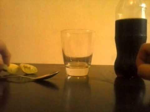 Con cola diarrea limon la buena para la coca es