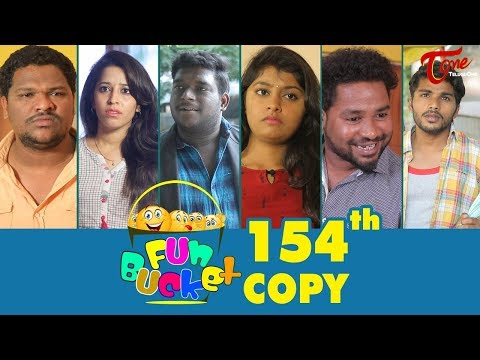 Fun Bucket | 154th Episode | Funny Videos | Telugu Comedy Web Series | By Sai Teja - TeluguOne