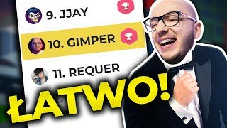 WBIJAMY DO TOP 10! - GIMPER SIMULATOR 3 #13