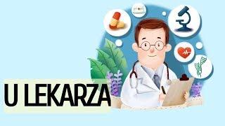 Польский язык самостоятельно. Запись у врачу.