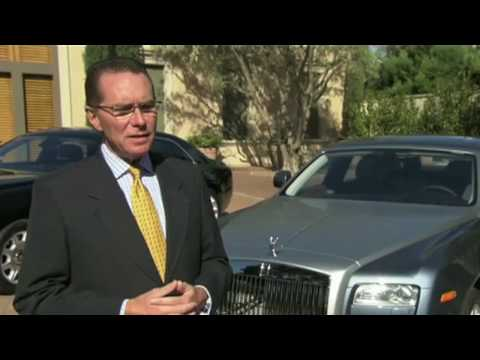 Richard Carter, Director of Communications Rolls-Royce Motor Cars