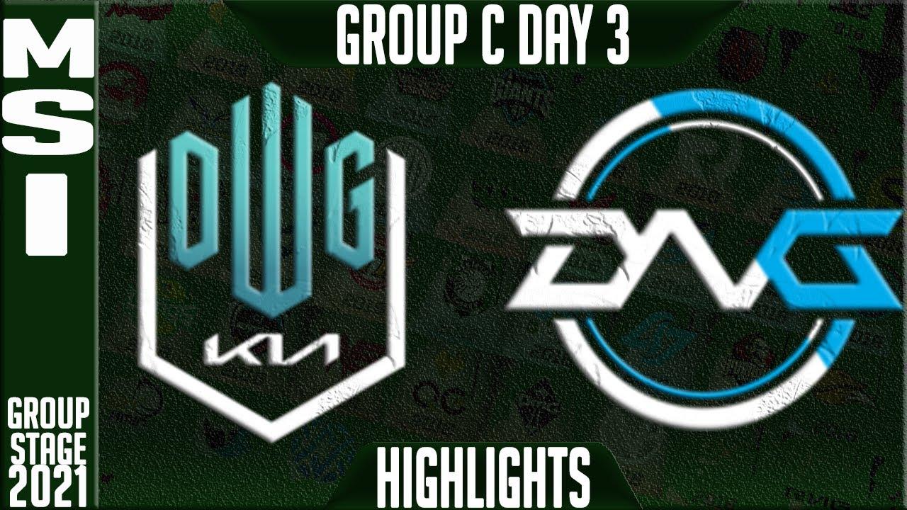 Download DK vs DFM Highlights | MSI 2021 Day 3 Group C | DWG KIA vs Detonation FocusMe
