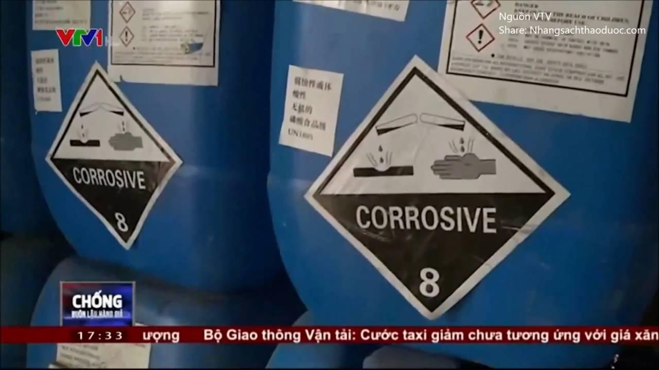 Cách nhận biết nhang hóa chất độc hại