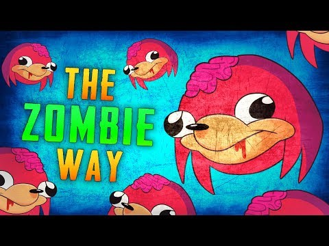 THE ZOMBIE WAY Call of Duty Zombies
