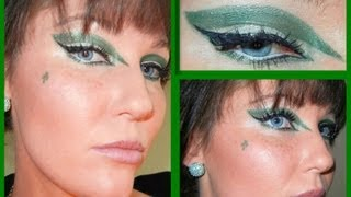 Emerald Green St. Patrick's Day Look Thumbnail