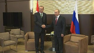Erdoğan trifft Putin: Ankara und Moskau nähern sich an