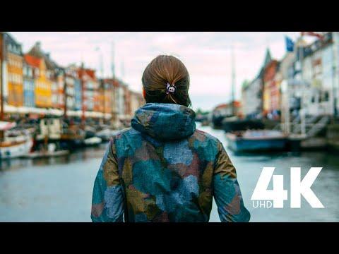 Copenhagen in 4K (UHD)