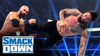 The Usos vs. The Revival: SmackDown, Jan. 17, 2020