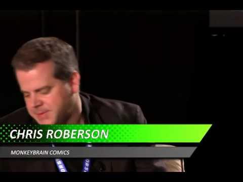 2013 ECCC SPOTLIGHT LOUNGE PRESENTS: SECRET ORIGINS WITH CHRIS ROBERSON
