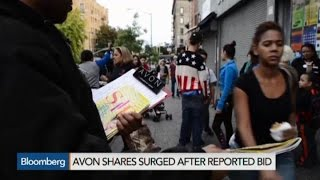 The Hoax That Sent Avon Shares Surging