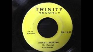 SWEET FEELING / ABYSSINIANS (Carlton & The Shoes)