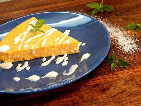 Просто чудо-запеканка : тыква,творог,яйца,манка!#Рецепт ПП