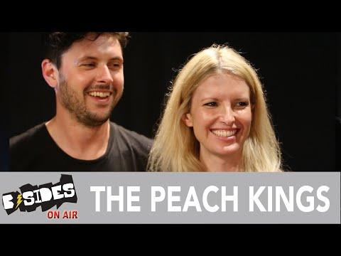 B-Sides On-Air: Interview - The Peach Kings Talk New Album 'Lover's Leap', Cyndi Lauper Tour
