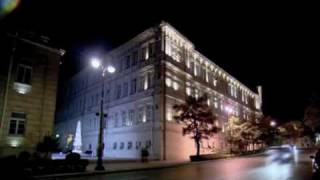 Beautiful Azerbaijan Baku(This is a video I made about my county. I used 2 videos from a DVD about Azerbaijan, some pictures and 2 Azerbaijani songs to put this video together., 2009-03-16T21:01:29.000Z)