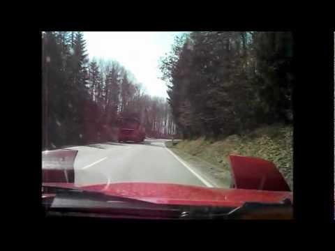 Mazda MX-5 NA 1.9 // Germany // Lower Bavaria // Landstraße/CountryRoad // Joyride