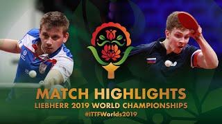 Владимир Сидоренко vs Peto Zsolt | группа | WTTC-2019