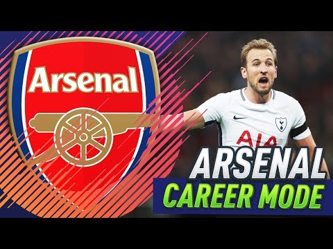NORTH LONDON DERBY FA CUP SEMI FINAL!!! FIFA 18 ARSENAL CAREER MODE #29