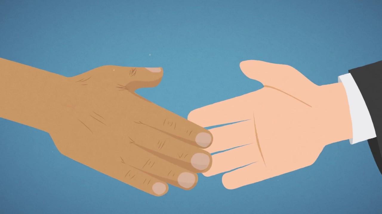 Handshake Etiquette Around The World Youtube
