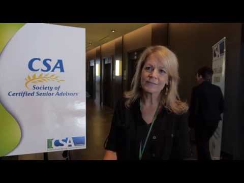 2014 CSA Conference - Interview with Anastasia Saterson